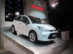 Nuevo Citroën C3 en el Salón de San Pablo 2013