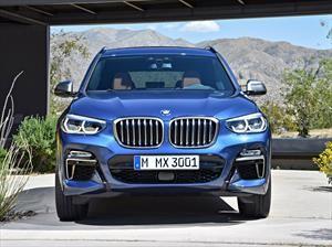 La familia X, un gran éxito para BMW
