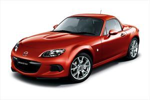 Mazda MX-5 2013 se presenta en Japón