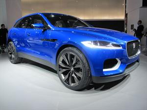 Jaguar C-X17 Crossover Concept se presenta