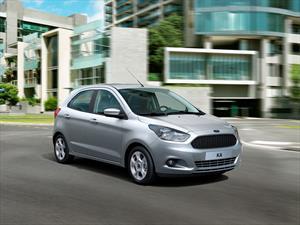 Manejamos el nuevo Ford Ka