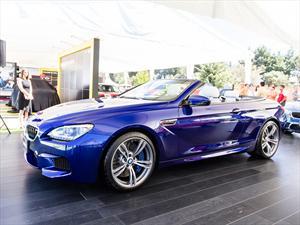 BMW M6 Convertible arriba a México en 152,600 dólares