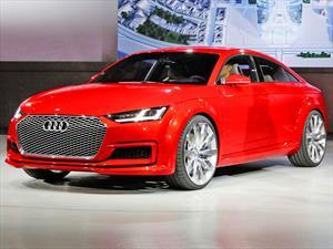 Audi TT Sportback Concept: El TT cinco puertas