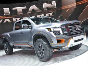 Nissan Titan Warrior Concept, una camioneta extrema