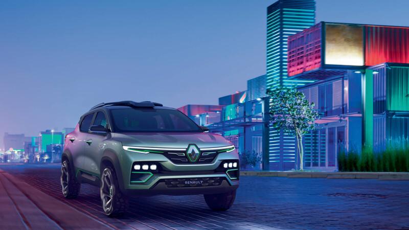 Renault Kiger concept, el avance del próximo SUV del Rombo