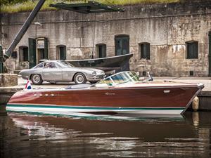 Resucitan a la Riva Aquarama bi V12 de Ferruccio Lamborghini