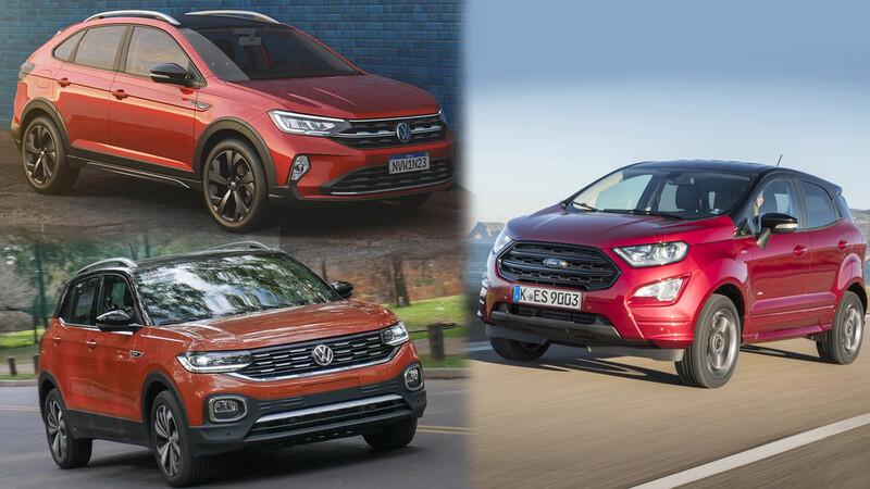 Volkswagen va en busca de los clientes de la Ecosport