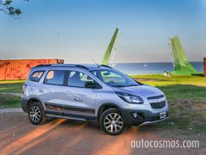 Prueba Chevrolet Spin Activ AT