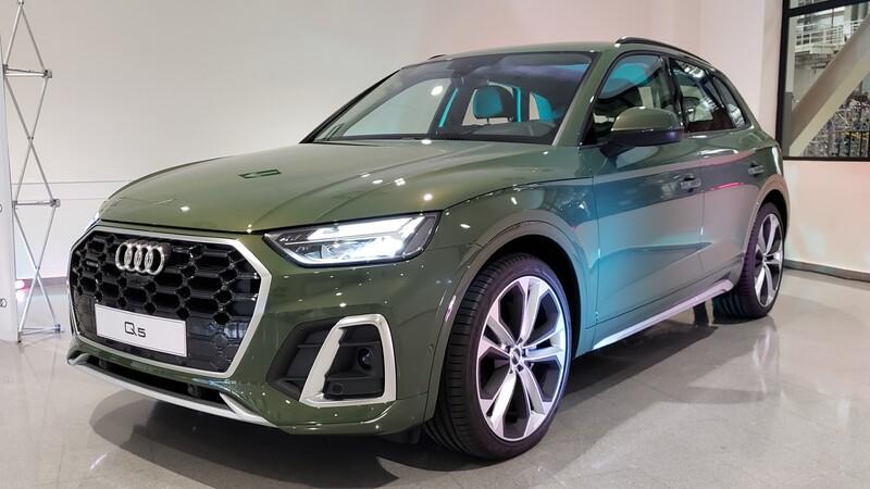 Audi Q5 2021 llega a México, perfecciona su diseño y evoluciona tecnológicamente