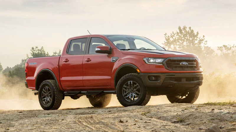 Ford Ranger Tremor, la super Raptor