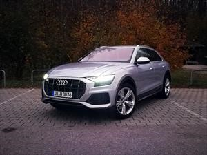 Audi Q8, la probamos en Alemania