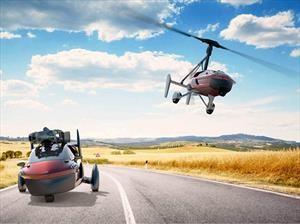 ¿Qué se necesita para conducir un auto volador?