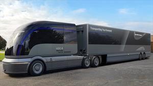 Hyundai HDC-6 Neptune Concept es un camión retrofuturista impulsado por hidrógeno