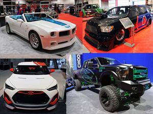 Top 10: Los autos más impresionantes del SEMA 2012