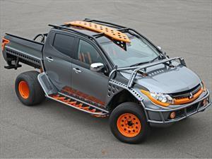 Mitsubishi L200, una de las protagonistas de Fast & Furious