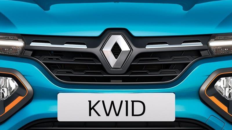 El Renault Kwid tendrá una versión sedán