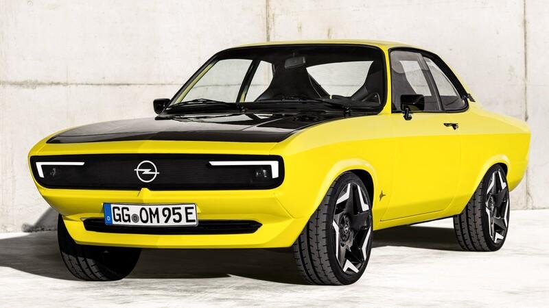 Opel venderá autos eléctricos en Europa