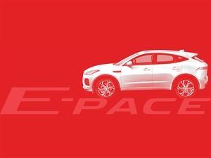 Jaguar E-Pace, la SUV que se lanza en julio
