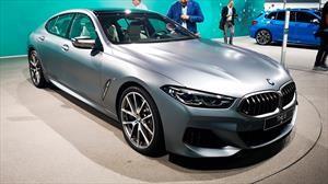 BMW Serie 8 Gran Coupé 2020 el miembro más grande y elegante de la familia