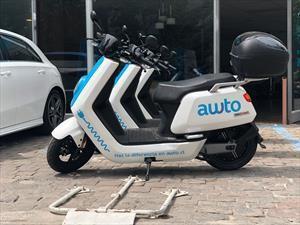 Awto añade motos eléctricas Niu a su oferta de arriendo