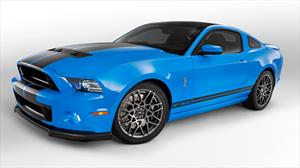 Ford Mustang Shelby GT500 2013 se presenta en Los Angeles
