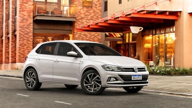 Volkswagen ya vende en Chile los nuevos Polo y Virtus