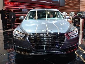 Hyundai Genesis G90 debuta en el NAIAS 2015