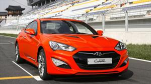Hyundai Motor Company estrena el renovado Genesis Coupé