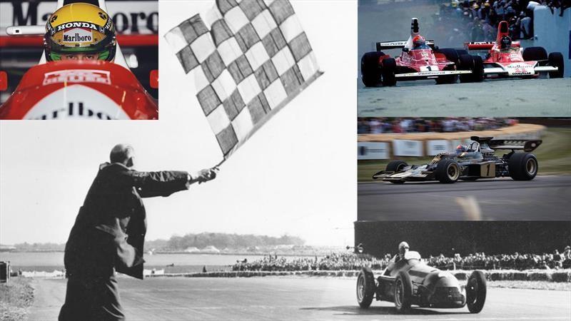 La Fórmula 1 celebra el 70 aniversario de su primer carrera
