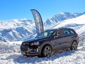 Nueva Chevrolet Captiva 2016 ya está en Chile
