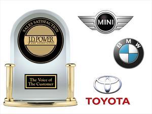 BMW, MINI y Toyota al frente en estudio de satisfacción de ventas en México