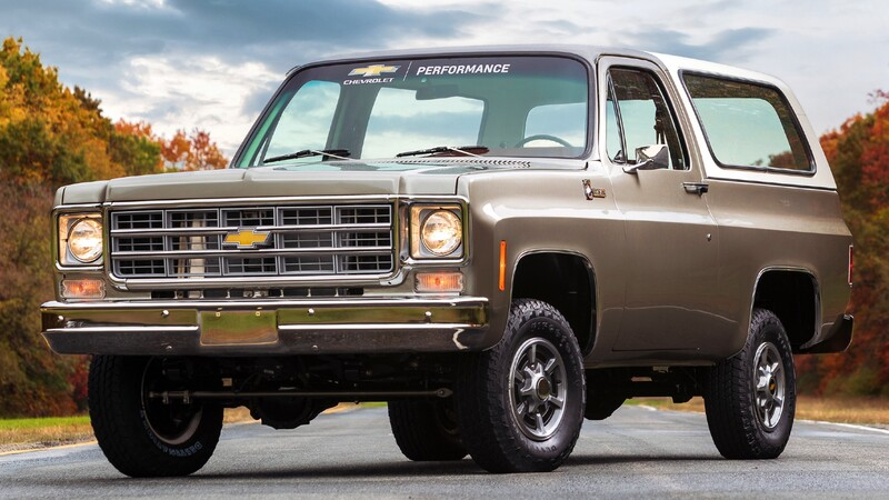 Chevrolet ofrece el kit para convertir los carros viejos en eléctricos