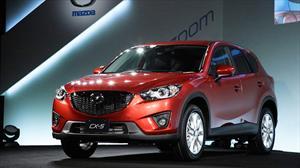 Mazda CX-5: Inició su venta mundial