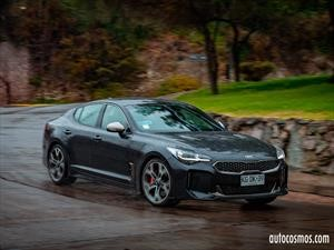 Test drive: Kia Stinger 2019