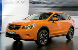 Subaru XV 2012: Todoterreno compacto