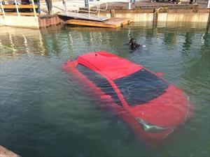 Mirá lo que le pasó a esta persona por hacerle caso al GPS