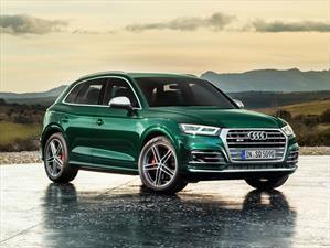 Audi SQ5 TDI 2020 se presenta