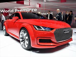 Audi TT Sportback Concept se presenta