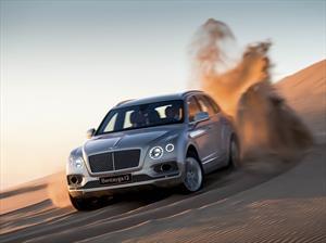 El ultra lujoso Bentley Bentayga 2016 ya está en Chile