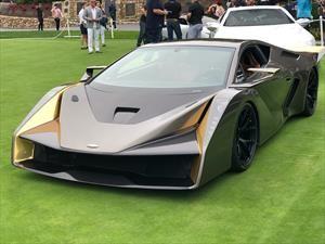 Salaff C2 2019 es un deportivo de diseño provocador