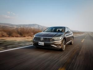 Manejamos el Volkswagen Jetta 2019