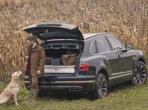Bentley Bentayga Field Sports por Mulliner, hecho para la caza