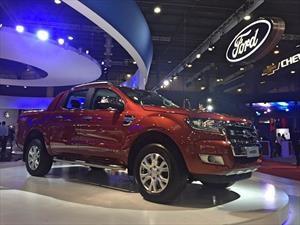 Novedades de Buenos Aires: Ford Ranger