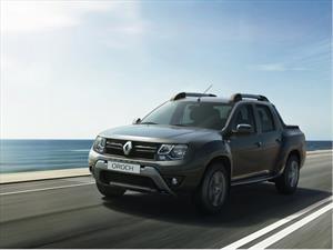 La pick-up Renault Duster Oroch estrena caja automática