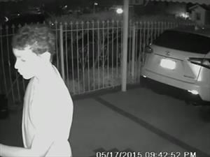 Adolescente roba un Lexus y dos días después vuelve a intentarlo
