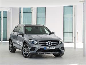 Mercedes-Benz GLC 2016 se presenta