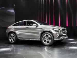 Mercedes Benz Concept Coupé SUV
