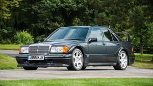 Mercedes-Benz 190 E 2.5-16 Evolution II, la bestia negra cumple 30 años