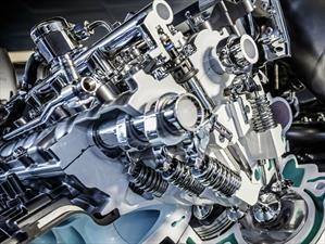 ¿Qué lubricante utiliza un auto de carreras?