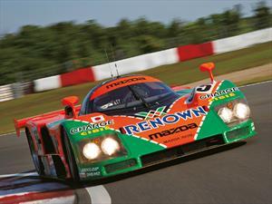 Mazda ganó en Le Mans hace 25 años